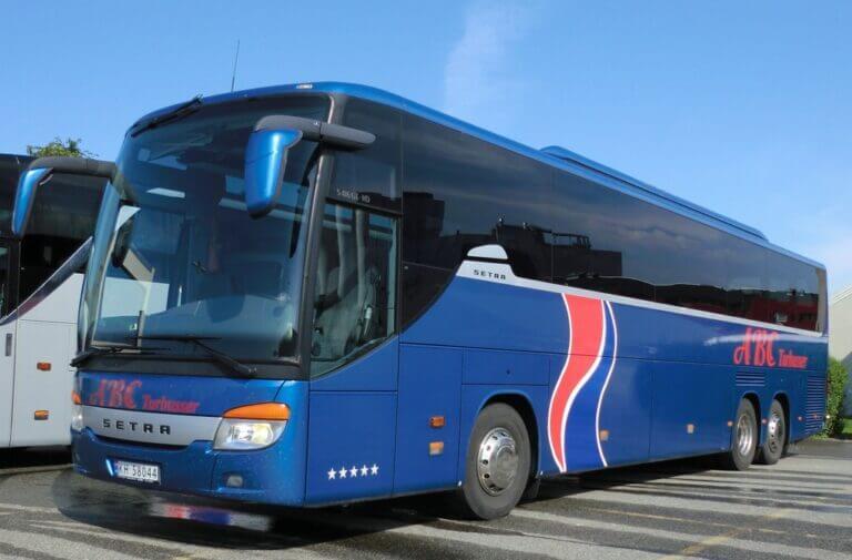 Bus rental in Stavanger