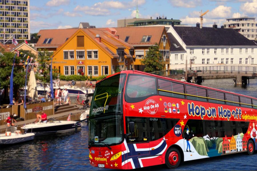 Kristiansand  Sightseeing