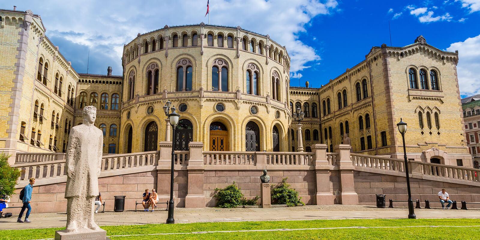 The Norwegian Parliament