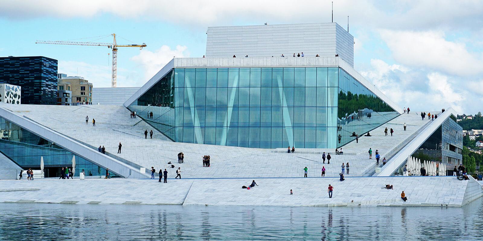 National opera in Oslo